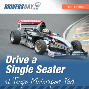 Open Wheel Race Car Experience at Taupo Motorsport Park
