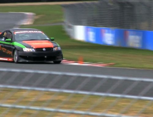 Andy C :: V8 Experience at Pukekohe
